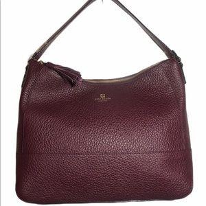 Kate Spade Wine Red shoulder bag